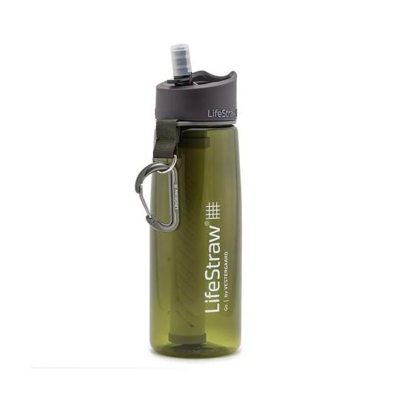 Węglowy filtr do wody w butelce LifeStraw Go 2-stage