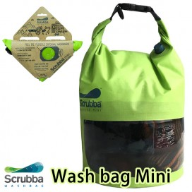 Wodoszczelny mini worek - pralka Scrubba Wash Bag Mini