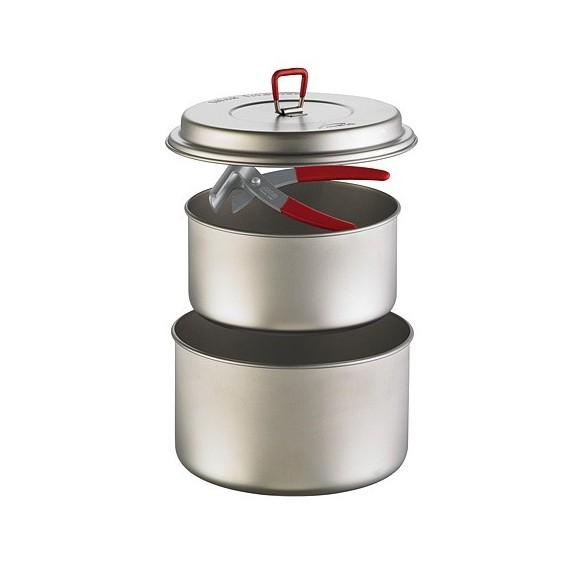 Zestaw naczyń MSR Titan2 Pot Set
