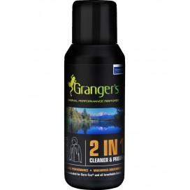 Środek czyszcząco-impregnujący Granger`s 2in1