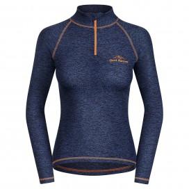 Bluza termoaktywna Fjord Nansen HALSA GOLF damska