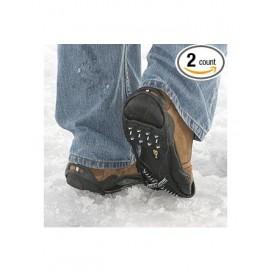 Nakładki antypoślizgowe na buty SnowTrax - raczki turystyczne z kolcami