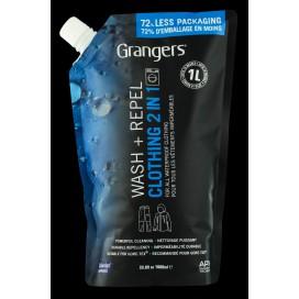 Środek czyszcząco-impregnujący Grangers 2in1 Wash + Repel 1 litr ZAPAS