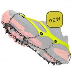 Nakładki antypoślizgowe na buty Nortec Fast - raczki turystyczno biegowe