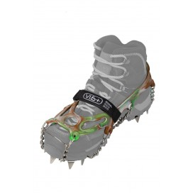 Nakładki antypoślizgowe na buty Pro Traxion Camouflage - raczki trekingowe