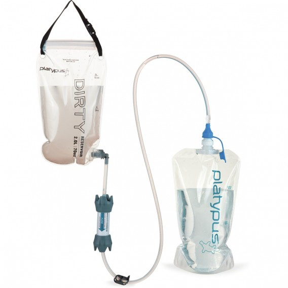 Grawitacyjny filtr do wody PLATYPUS GravityWorks 2.0 L Water Filter Complete Kit