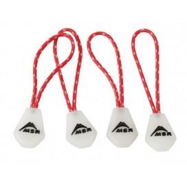 Fluorescencyjne zawieszki do suwaków MSR Night Glow Zipper Pulls