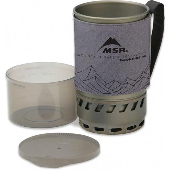 Garnki do kuchenki MSR WindBurner System