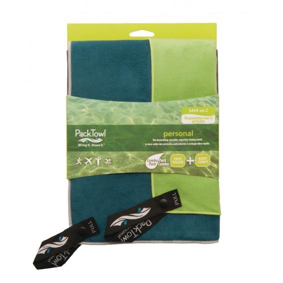 Zestaw ręczników MSR PackTowl Personal