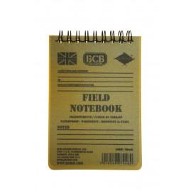 Notes BCB wodoodporny Field Notebook z ołówkiem