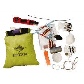 Zestaw survivalowy BCB Essential Survival Kit