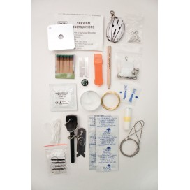 Podstawowy zestaw survivalowy BCB Ultimate Survival Kit UK