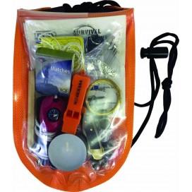 Zestaw survivalowy wodoodporny BCB Waterproof Survival kit