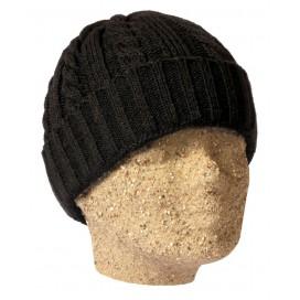 KANFOR - Tress - gruba czapka dziana wełna, akryl