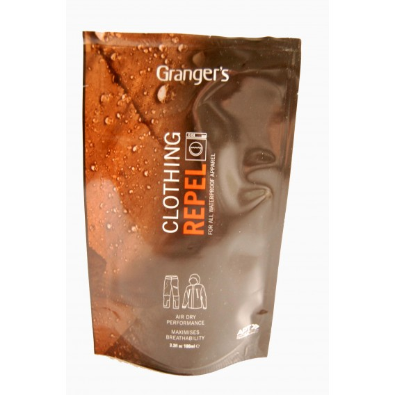 Saszetka impregnatu do tkanin Granger`s Clothing Repel 100 ml