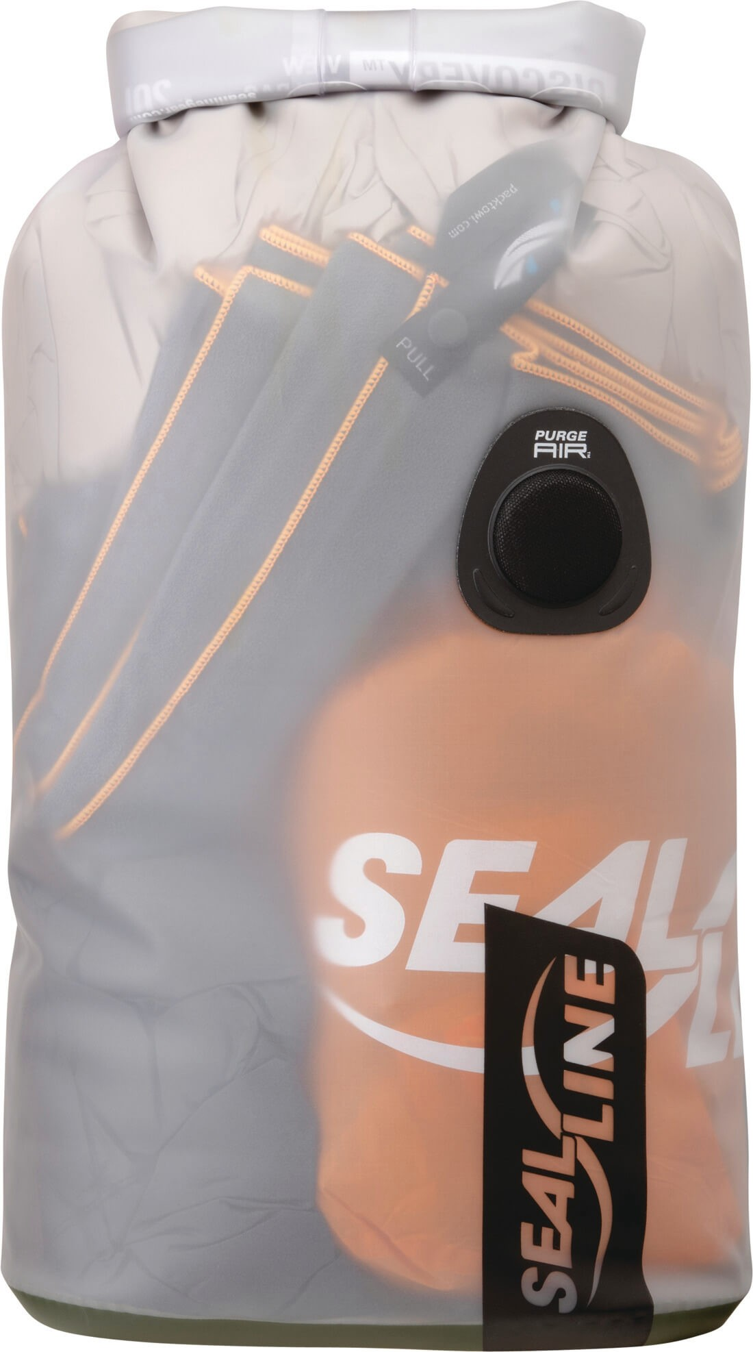 0129feae51755 ... Worek wodoszczelny przezroczysty SealLine Discovery View Dry Bag ...
