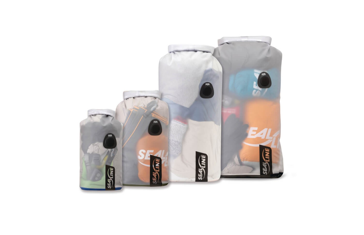 b1cbb3236d7a4 Worek wodoszczelny przezroczysty SealLine Discovery View Dry Bag ...