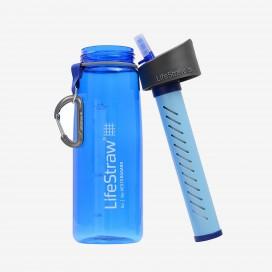 Przenośny, turystyczny filtr do wody w butelce LifeStraw Go