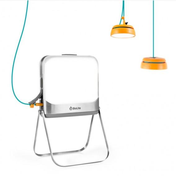 Stojąca lampa Biolite BaseLantern XL