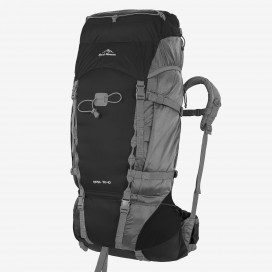 Plecak HIMIL 70+10 black/graphite