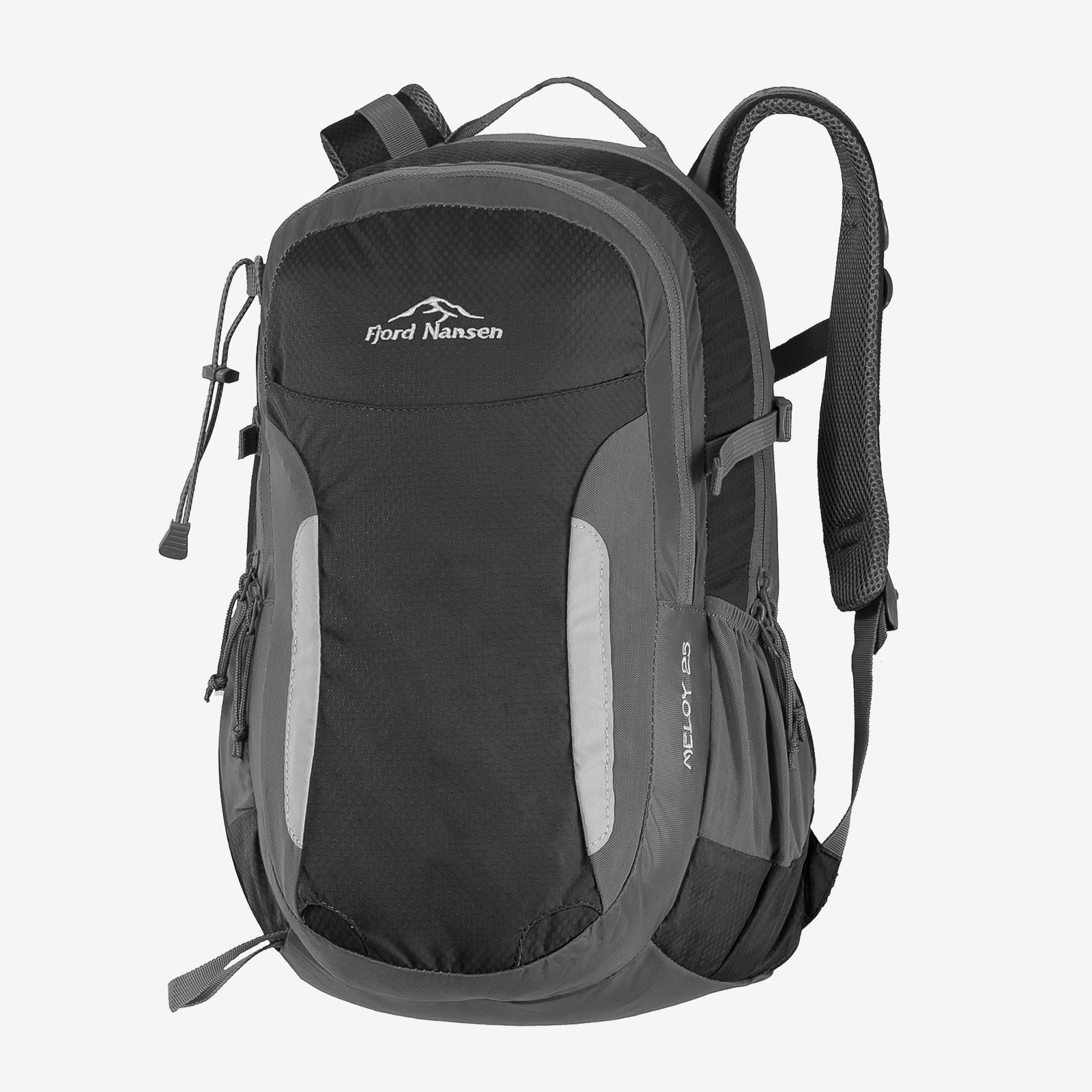 0cede2d16fa52 Plecak MELOY 25 black/graphite - Paker - Tylko Sprawdzony Sprzęt ...