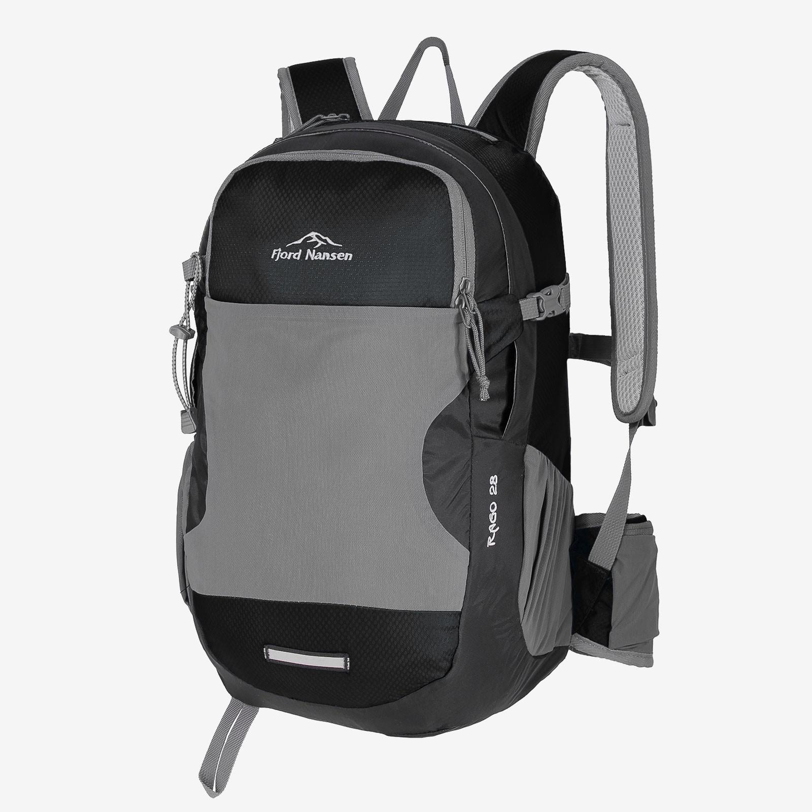 bee0372aa08c1 Plecak RAGO 28 black/black - Paker - Tylko Sprawdzony Sprzęt Turystyczny