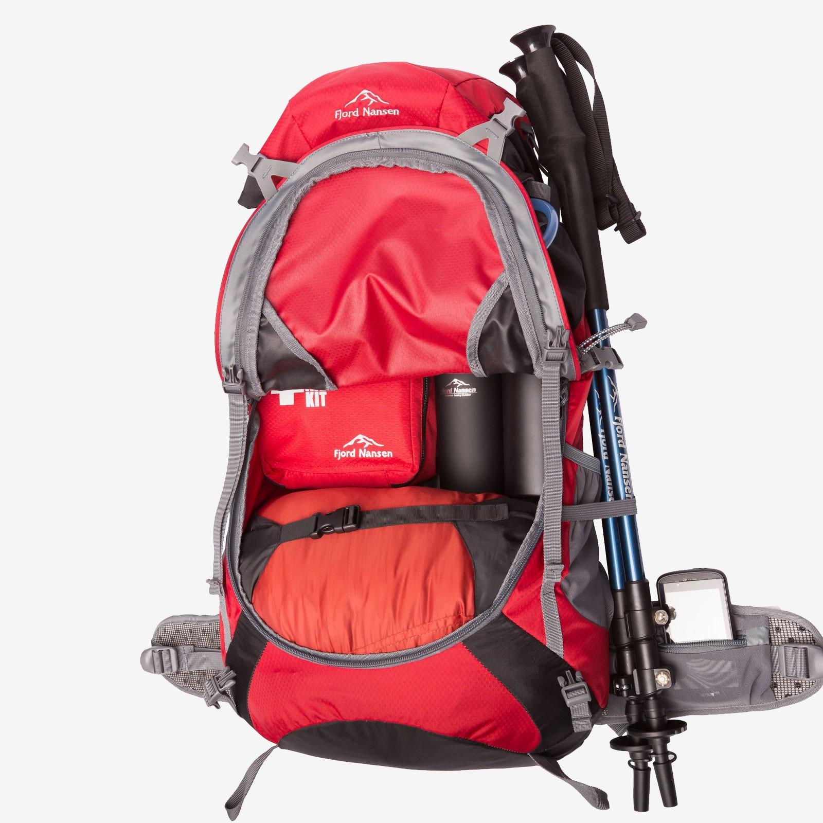 ffbc66bf31777 Plecak BODO 32 red/black - Paker - Tylko Sprawdzony Sprzęt Turystyczny