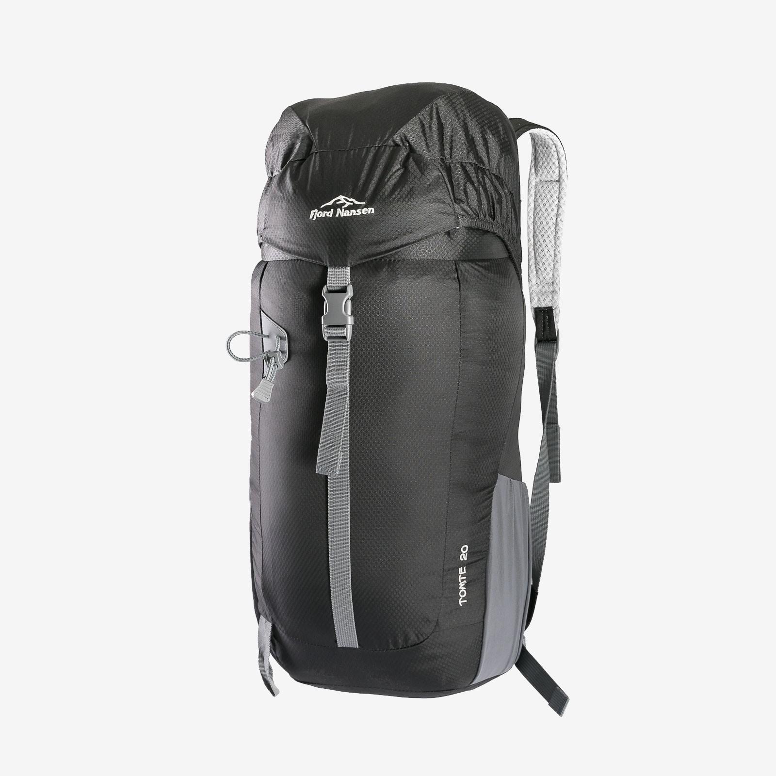 890ea327a8eac Plecak TOMTE 20 black - Paker - Tylko Sprawdzony Sprzęt Turystyczny