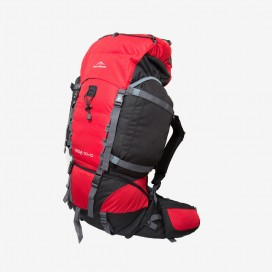 Plecak VIGDA 50+10 red/black