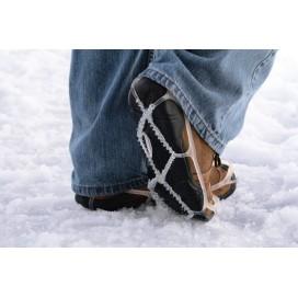 Nakładki antypoślizgowe na buty YakTrax Walker - raczki turystyczne uniwersalne