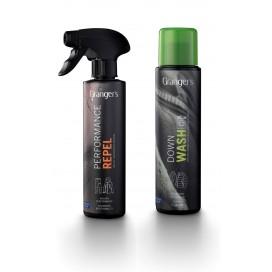 Zestaw do prania i impregnacji Granger`s Down Wash&Performance Repel