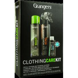 Zestaw do prania i impregnacji odzieży Granger`s Clothing Care Kit
