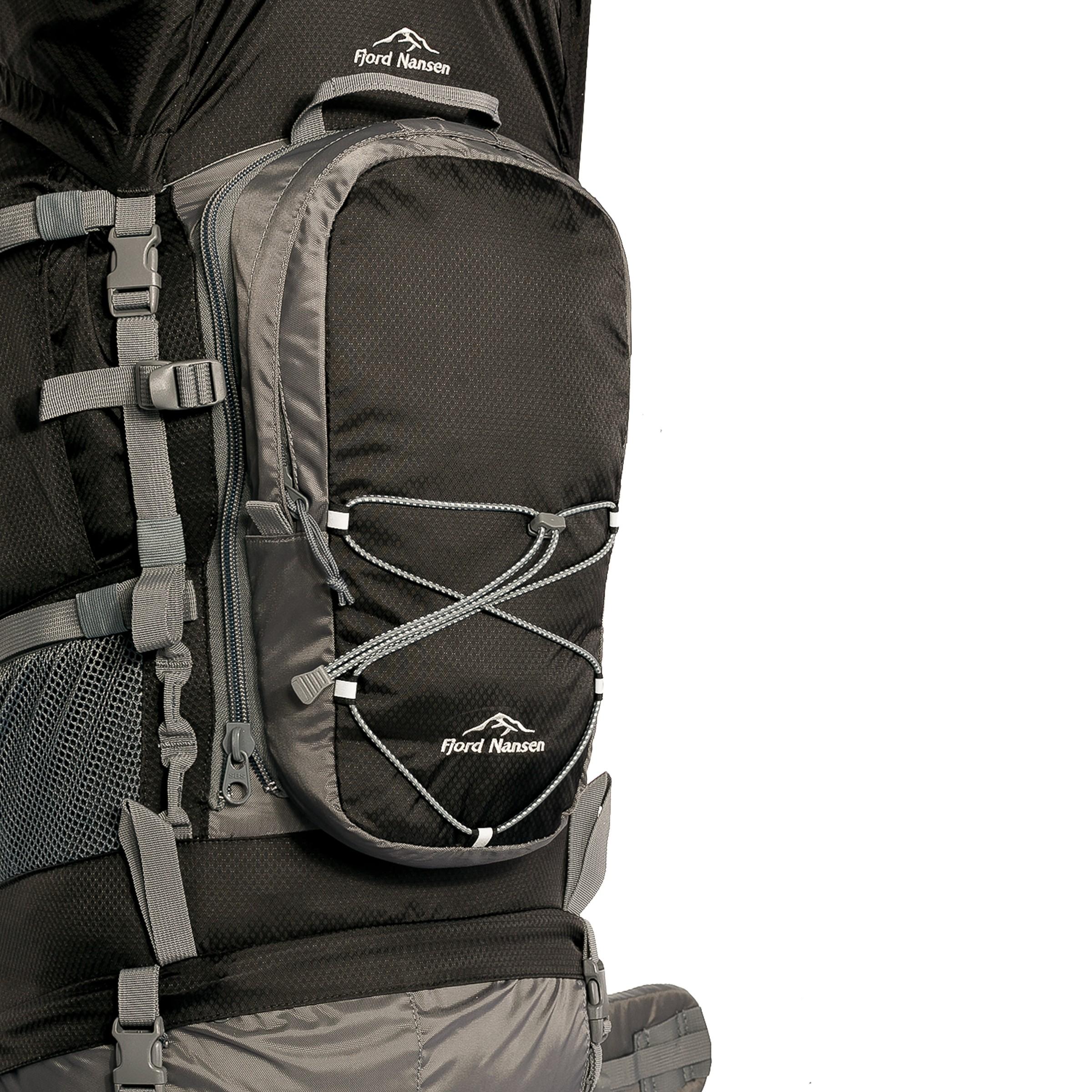 fb40cdd1369fa Plecak NANGA PARBAT 85+10 - Paker - Tylko Sprawdzony Sprzęt Turystyczny