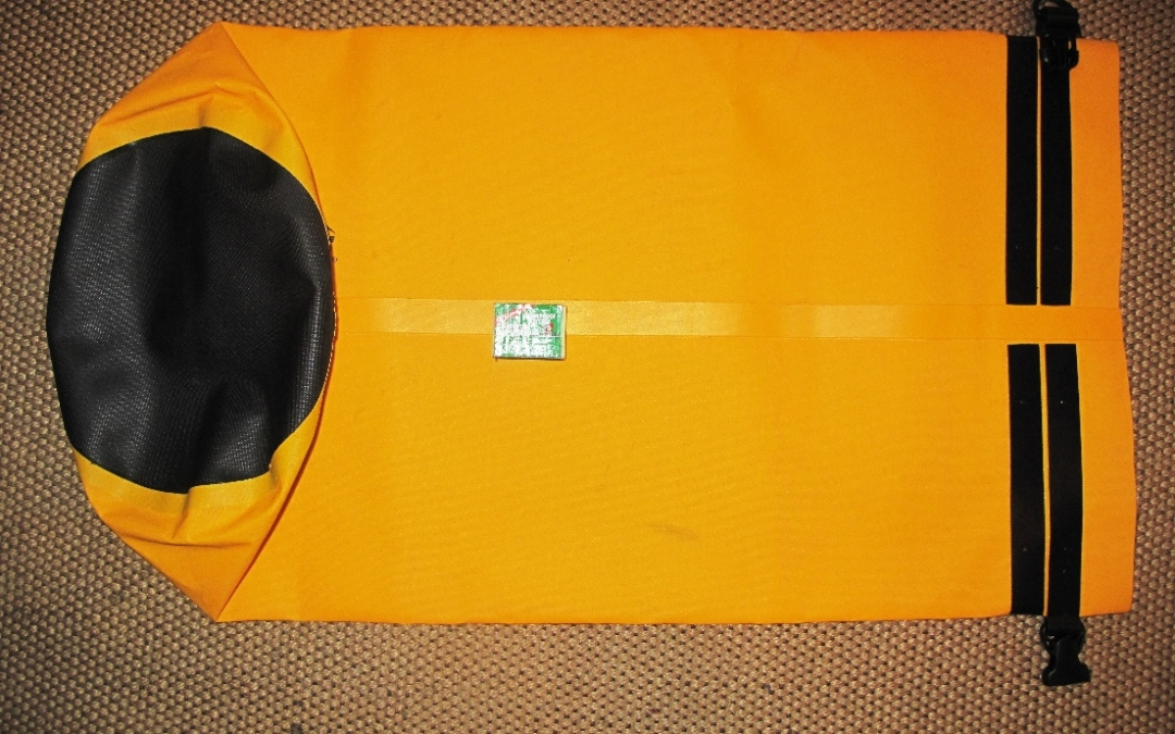 Test worka SealLine Baja Bag 30L
