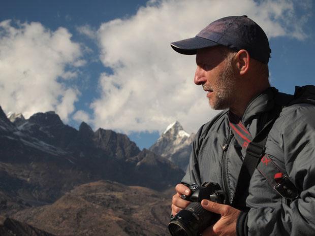 Jacek Patrzykont – przyjemność sama w sobie, czyli Himalaje Nepalu – Khumbu  Himal  2008