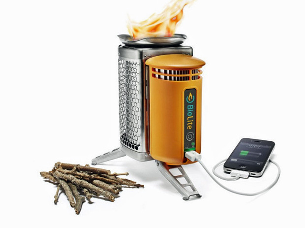 Kuchenka BioLite – ekskluzywne wykorzystanie bardzo starego wynalazku