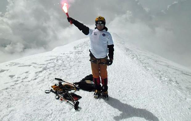 """Godzina """"W"""" na  Mt Blanc"""