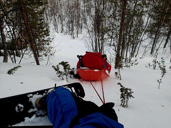 W rakietach przez Laponię, czyli zapraszamy na film i nie tylko – Damian Laskowski