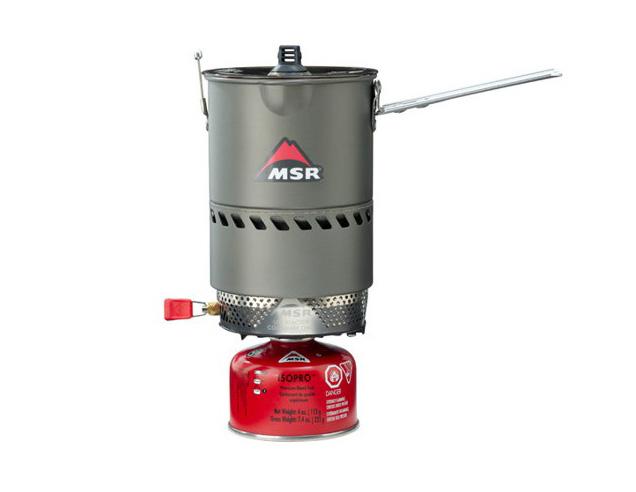 Kuchenka MSR Reactor – test kuchenki, która towarzyszy mi podczas wypraw górskich od 2010 roku