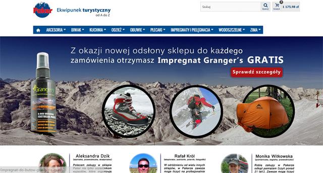 Zmiany, zmiany, zmiany – czyli sklep.paker.pl na nowej platformie. Serdecznie zapraszamy!