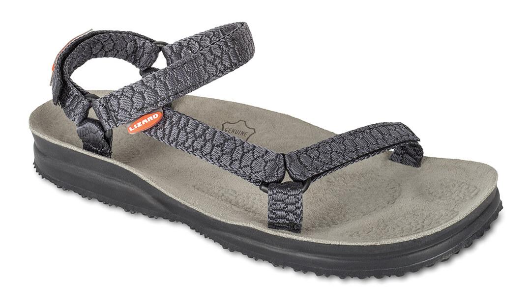 sandały ze skóry lizard hike