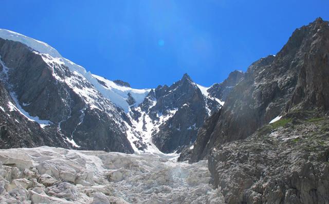 droga na Mont Blanc - 3692 p.