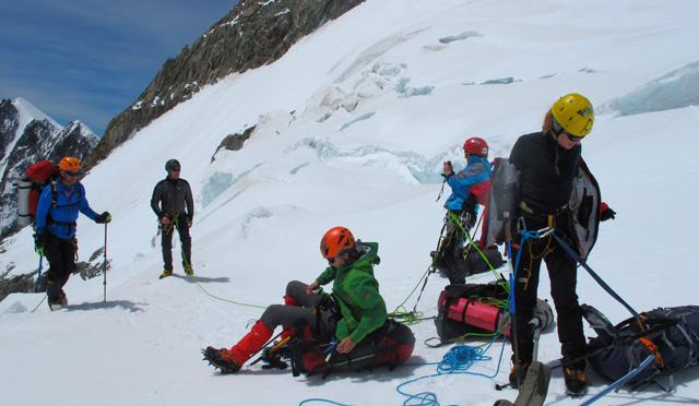 wyprawa na Mont Blanc 2