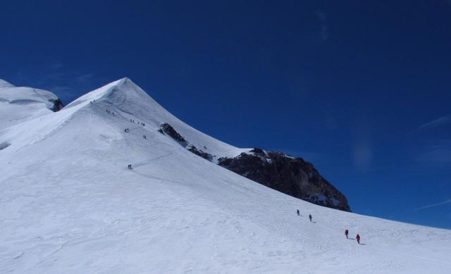 wyprawa na Mont Blanc 3