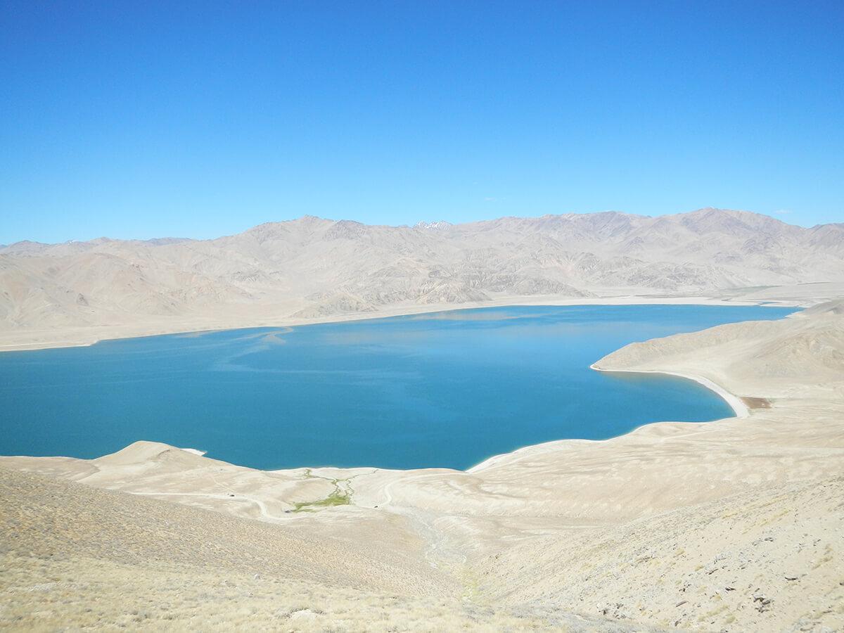 Relacja z wyprawy biologów z UW i SGGW do wschodniej części Pamiru (Tadżykistan)