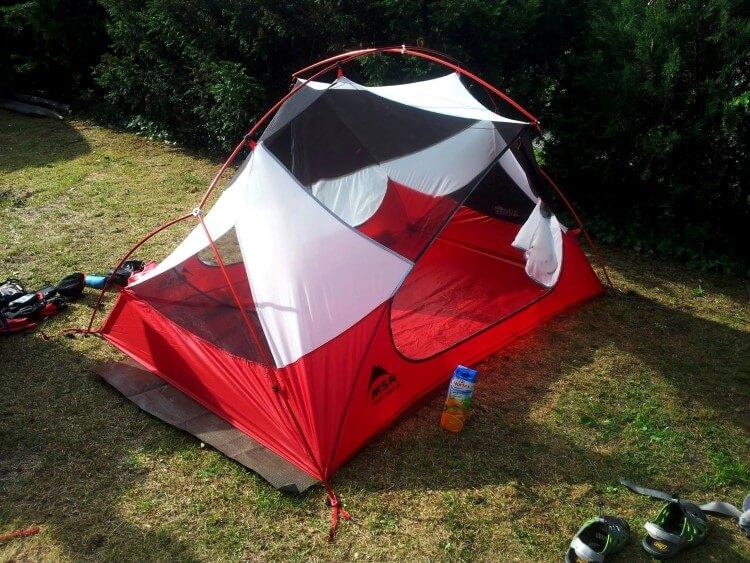 Komora namiotu turystycznego Hubba Hubba NX
