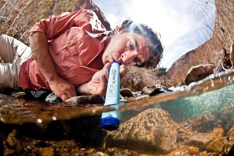 Filtr do wody LifeStraw Personal – kompaktowy, rewolucyjny i niezawodny…?