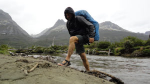 Sandały Trekkingowe Lizard Hike Test ratownika TOPR