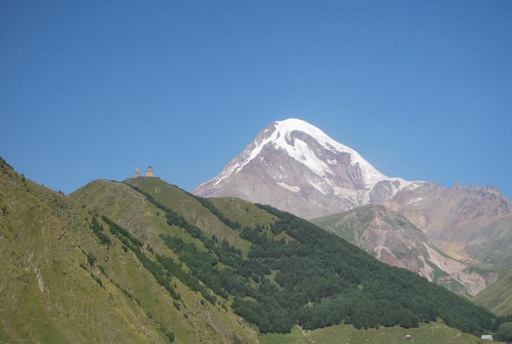 kazbek - kaukaz -relacja z wyprawy