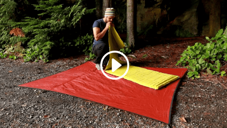 Jak użytkować materace dmuchane Therm-a-Rest NeoAir